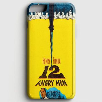 12 Angry Men Movie iPhone 8 Case