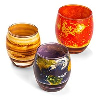 Planetary Glass Set by ThinkGeek