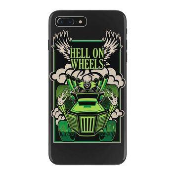 hell on wheels version two iPhone 7 Plus Case