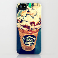 Mocha Coconut  iPhone Case by Maria Sunick | Society6