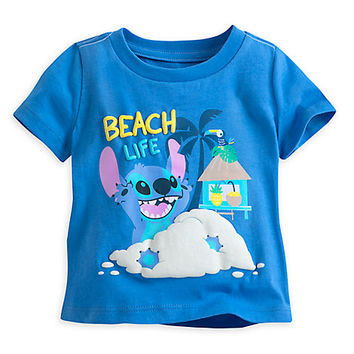 Stitch Tee for Baby | Disney Store