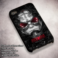 Ant Man Movie - For iPhone 4/ 4S/ 5/ 5S/ 5SE/ 5C/ 6/ 6S/ 6 PLUS/ 6S PLUS/ 7/ 7 PLUS Case And Samsung Galaxy Case