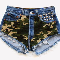 The Sargeant Shorts from ShopWunderlust