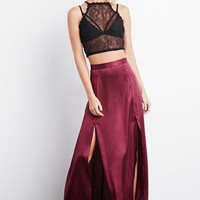 Rise of Dawn Split Second Maxi Skirt