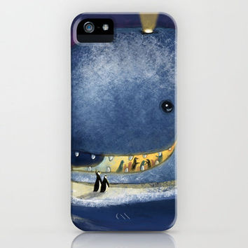 Whale of a Party iPhone Case by Dale Keys | Society6