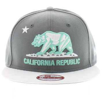 California Republic For Lebron 9 Low Easter SNAPBACK 950 9fifty New Era