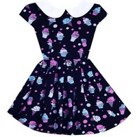 Ice Cream Sundae Wendy Dress – Bonne Chance Collections