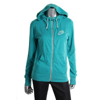 Nike Womens Cotton Hooded Hoodie