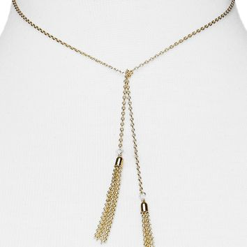 BaubleBar Axelia Layered Y-Necklace | Nordstrom