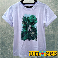 The Last Of Us Game ZOMBIE ELLIE Women T Shirt