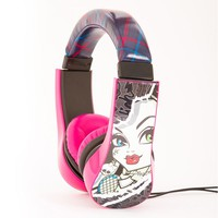 Monster High Character Headphones 30348-KHL