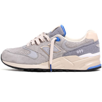 ML999MMU 'Wooly Mammoth' Sneakers Light Grey