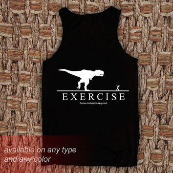 Exercise Casual Wear Sporty Cool Tank top Funny Tank Cute Direct to garment