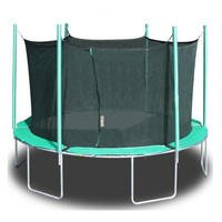 """Magic Circle 13' 6"""" Round Trampoline with Safety Enclosure"""