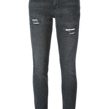 DCCKIN3 Current/Elliott 'The Ankle Skinny' jeans