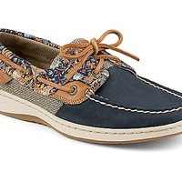 Bluefish Liberty Print 2-Eye Boat Shoe