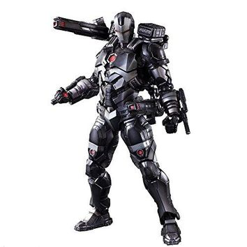 Square Enix Marvel Universe War Machine Variant Play Arts Kai Action Figure