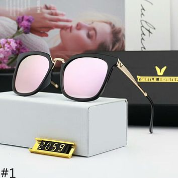 GENTLE MONSTER trendy women's colorful film polarized sunglasses F-A-SDYJ #1