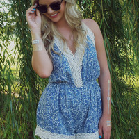 Hopeless Romantic Romper