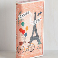 French Sweet Spending Wallet by ModCloth