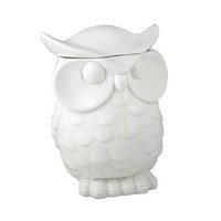 Sweet Hoot Cookie Jar