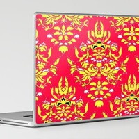 Vintage Wallpaper No.10 Laptop & iPad Skin by Romi Vega | Society6
