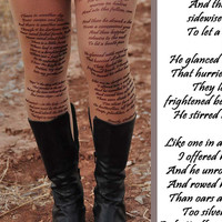 Tights -Poems - Hope - EMILY DICKINSON - Poetry -There is another sky- A bird came down the walk -Nude  tights