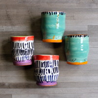 SHIP & SHAPE — Bright Tumbler Set