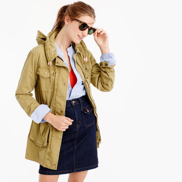 Fatigue jacket : Women coats & jackets | J.Crew