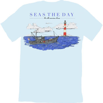 'Seas the Day' Tee
