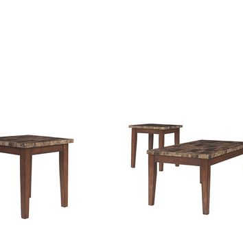 Theo Occasional Table Set (3/Cn) or Console Table