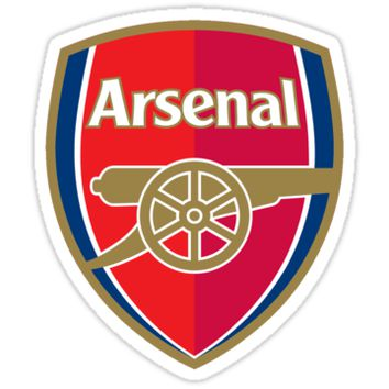 'ARSENAL FOOTBALL CLUB' Sticker by NOPIYES