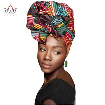 African Fashion Ankara Headwrap