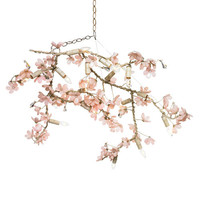 Ornella Flowering Branches II Chandelier in Custom Colors