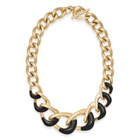 Michael Kors Graduated Chain Necklace, 17"