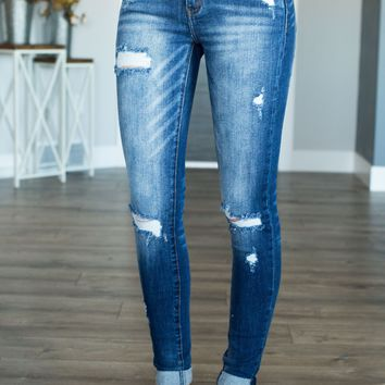 Kan Can Happy Hour Skinny Jeans