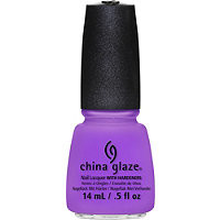 China Glaze  Sunsational Nail Lacquer With Hardeners Collection That's Shore Bright CR