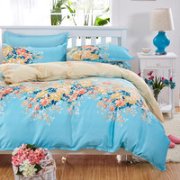 Iris - Floral Bedding Set