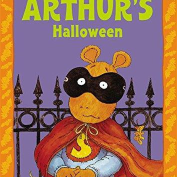 Arthur's Halloween Arthur Adventure Series