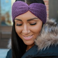 Knit to Be Headband