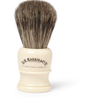 D R Harris - Badger Hair Shaving Brush | MR PORTER