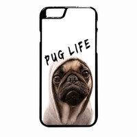 Funny Pug Life 3 iPhone 6 Plus case