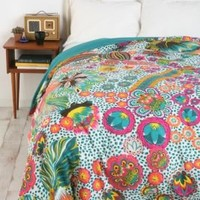 Giant Floral Duvet Cover