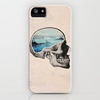 Brain Waves iPhone Case by Chase Kunz | Society6