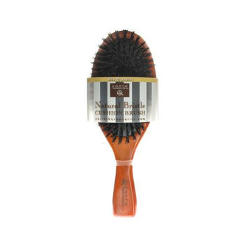 Earth Therapeutics Natural Bristle Cushion Brush - 1 Brush  10% Off Auto renew