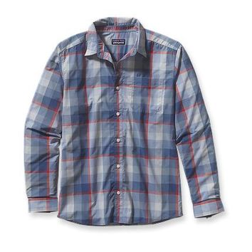 Patagonia Men's Long-Sleeved Gone Again Shirt
