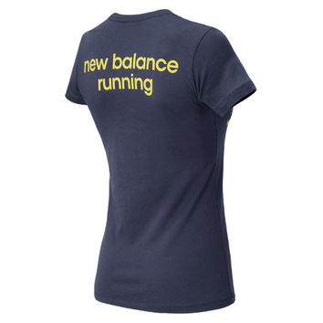 New Balance 51740 Women's Women's Boston 2015 Tee