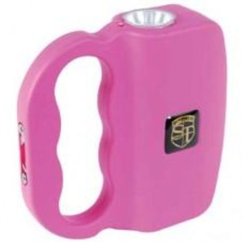 18 Million volt Pink Talon Stun Gun and Flashlight