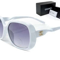 Chanel sunglass Super A Classic Aviator Sunglasses, Polarized, 100% UV protection [2974244816]