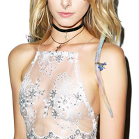 Magical Wonderland Pixie Halter Top
